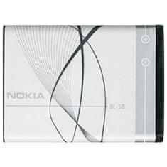 2222777e199e Nokia BL-5B Akkumulator, 890 mAh, Li-ion