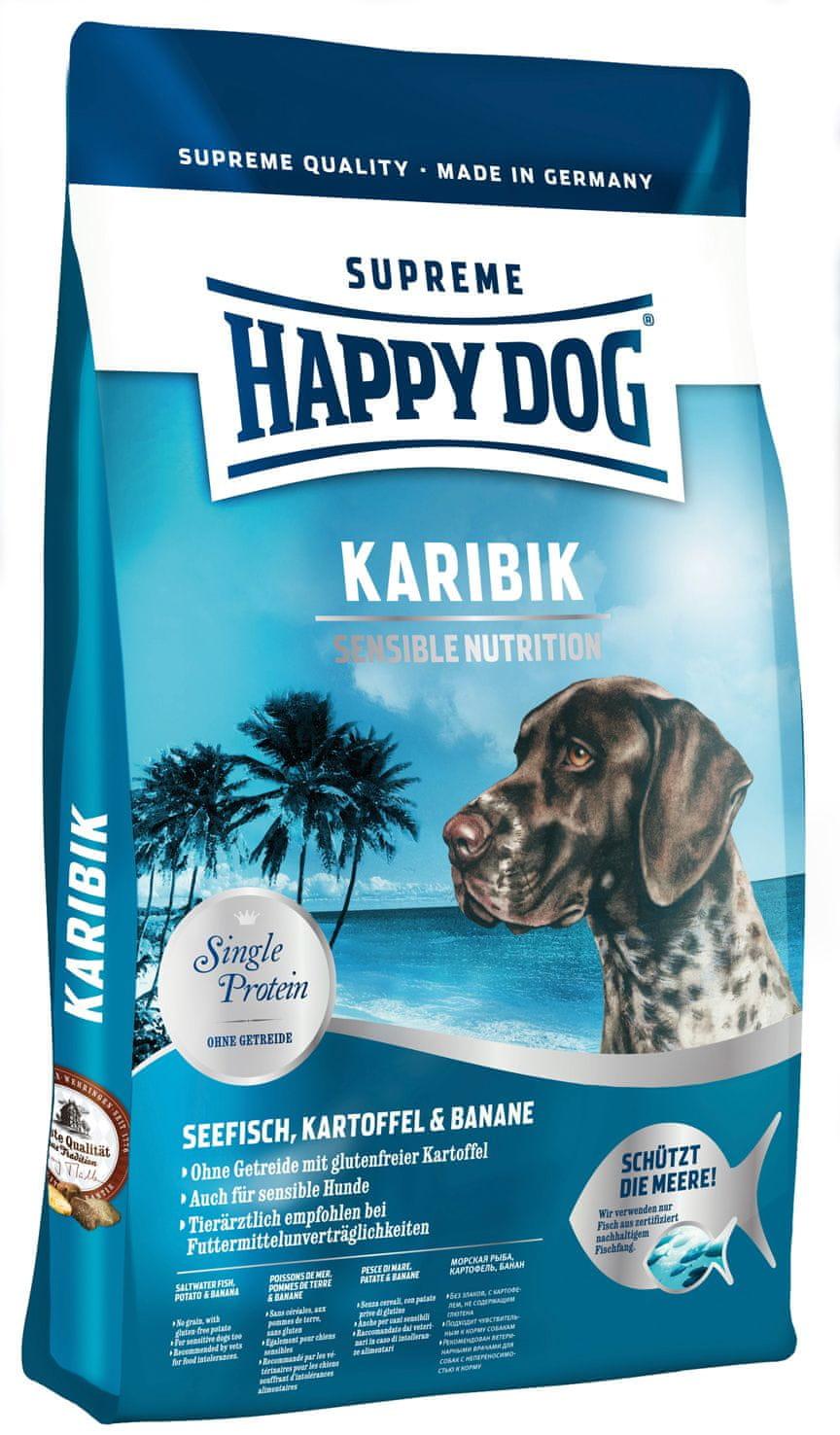 happy dog supreme sensible karibik kutyaeledel 4 kg mall hu. Black Bedroom Furniture Sets. Home Design Ideas