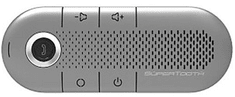 SuperTooth CRYSTAL Bluetooth HF Kihangosító, Ezüst
