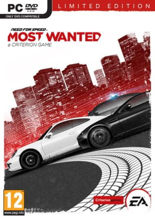 EA Sports Need for Speed Most Wanted II.osztály