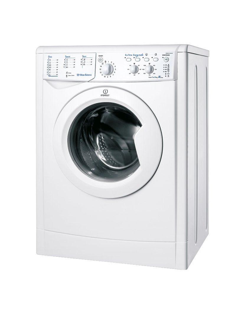 Indesit IWSNC 51051 X9 EU Elöltöltős mosógép, 5 kg