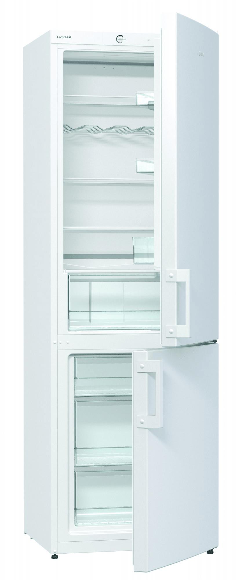 Gorenje RK6191AW Kombinált hűtőszekrény, 326 L, A+