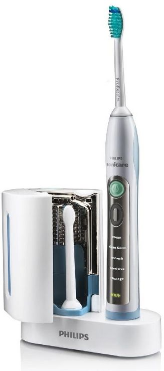 PHILIPS Sonicare FlexCare Plus HX6995 + Szónikus elektromos fogkefe