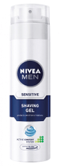 Nivea FOR MEN Sensitive Borotválkozó gél 200ml