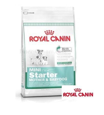 royal canin mini starter mother babydog kutyat p 8 5kg. Black Bedroom Furniture Sets. Home Design Ideas