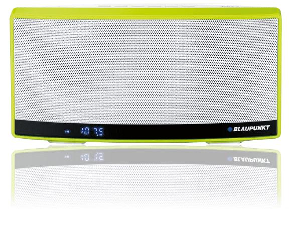 BLAUPUNKT BT10BL Hordozható bluetooth hanszóró, Zöld