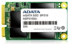 A-Data SP310 64GB mSATA SSD
