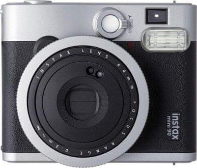 FujiFilm Instax mini 90 Neo Analóg Fényképezőgép, Fekete