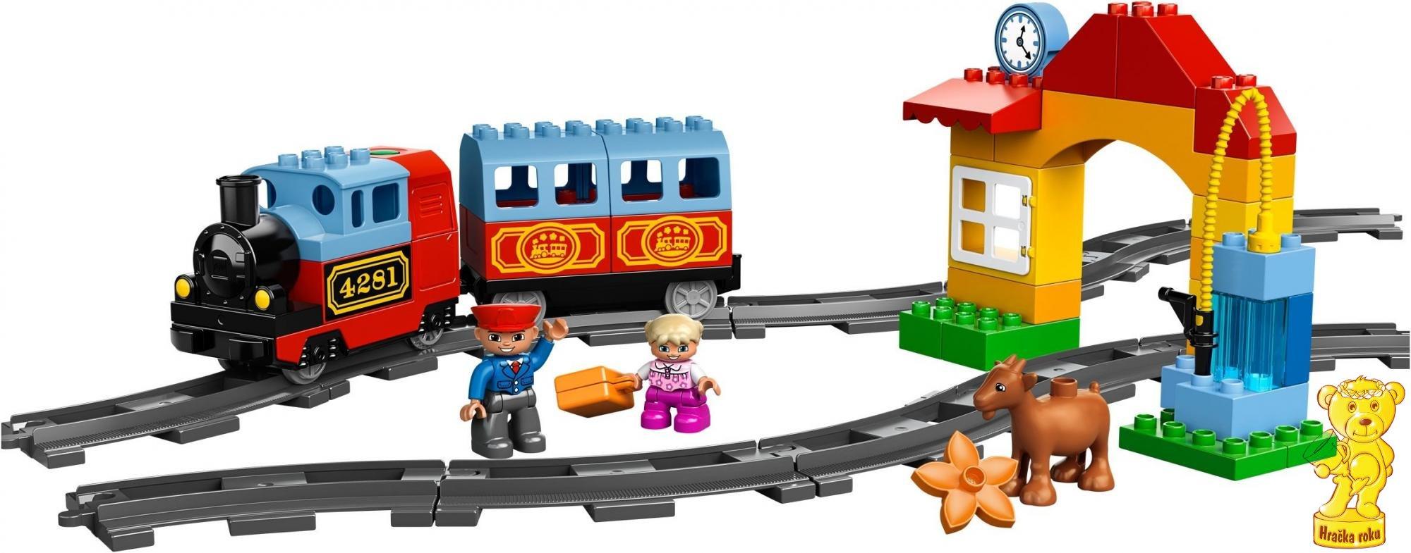 LEGO® DUPLO® 10507 Első vasútkészletem