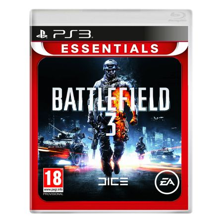 Electronic Arts Battlefield 3 Essentials, PS3