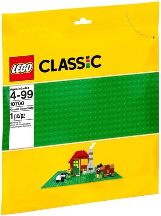 LEGO® Classic 10700 Zöld alaplap