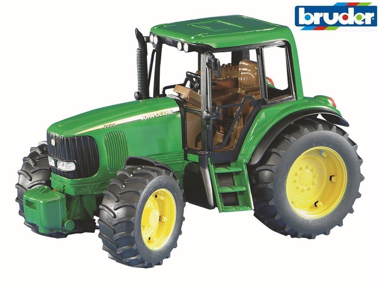 BRUDER Farmer - John Deere 6920 Traktor