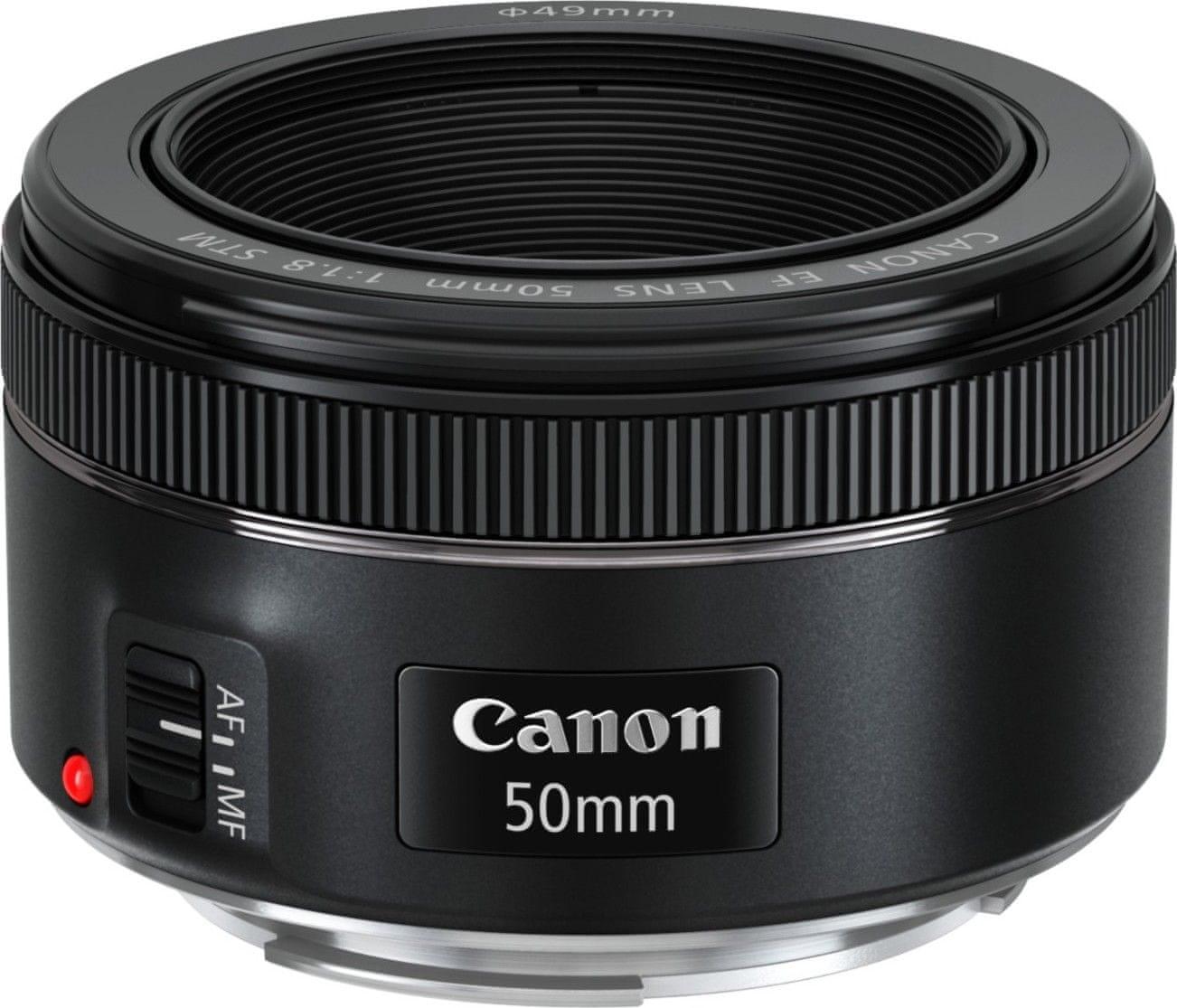 CANON EF 50mm f/1.8 STM Fix objektív