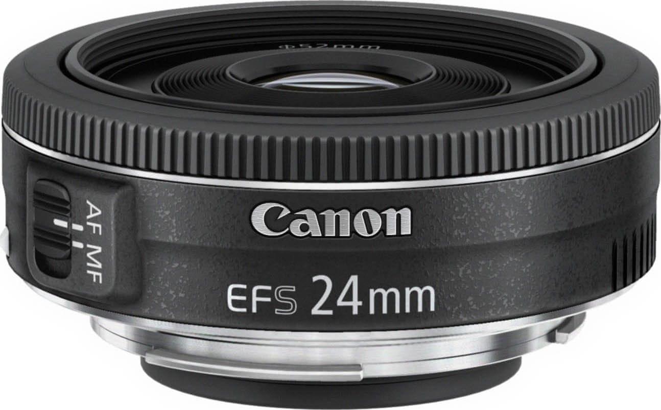 CANON EF-S 24 mm f/2.8 STM Objektív