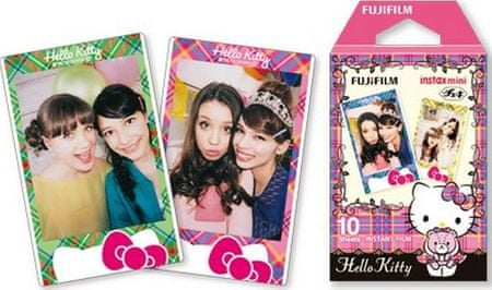 FujiFilm Instax Mini film Hello Kitty Filmtekercs, 10db