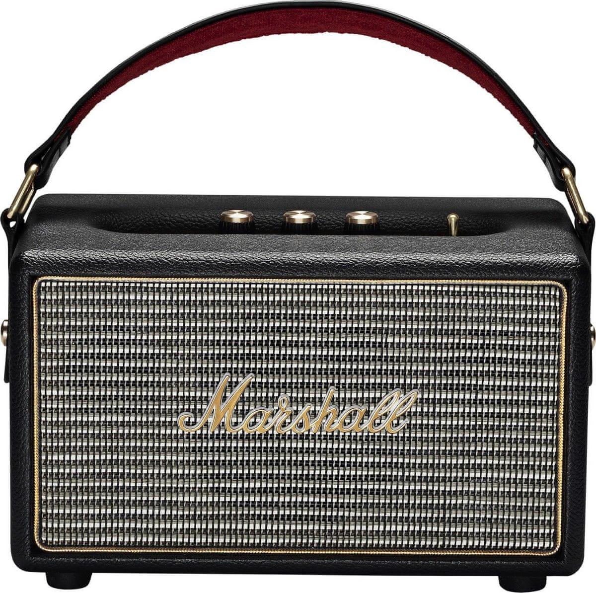 MARSHALL Kilburn Bluetooth hangszóró, Fekete