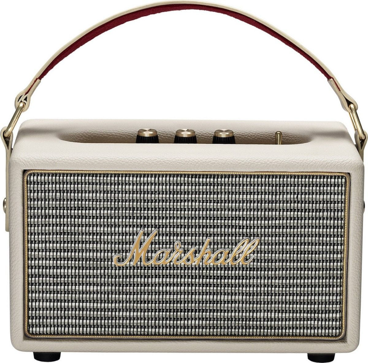 MARSHALL Kilburn Bluetooth hangszóró, Krémszín