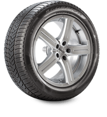 Pirelli SCORPION WINTER XL 235/60 R18 107H Crossover téli gumiabroncs