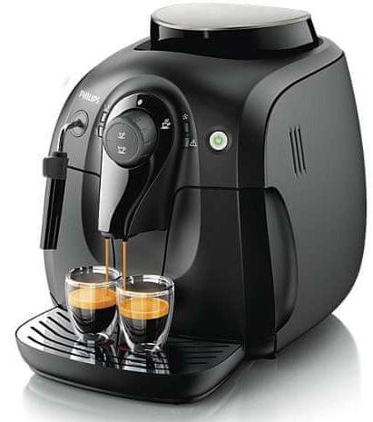 PHILIPS HD 8651/09 Automatikus eszpresszó kávéfőző