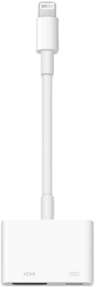 Apple Lightning Digital AV (HDMI) Adatpter (md826zm/a)
