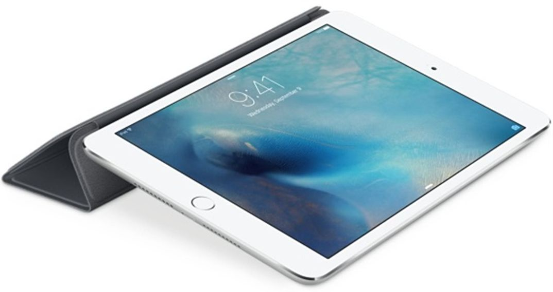 Apple iPad mini 4 Smart Cover, Szürke