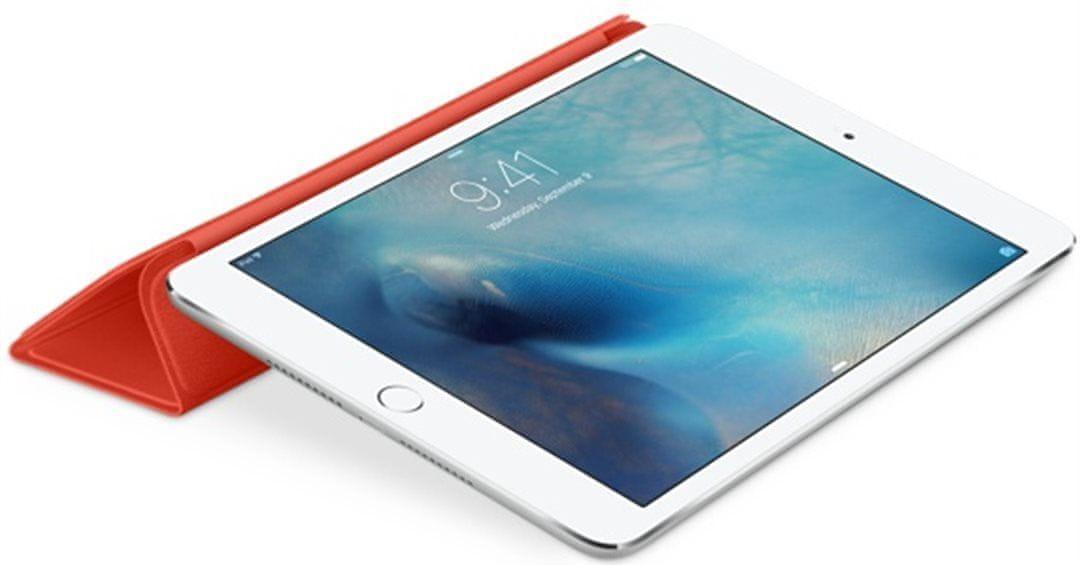 Apple iPad mini 4 Smart Cover, Narancs