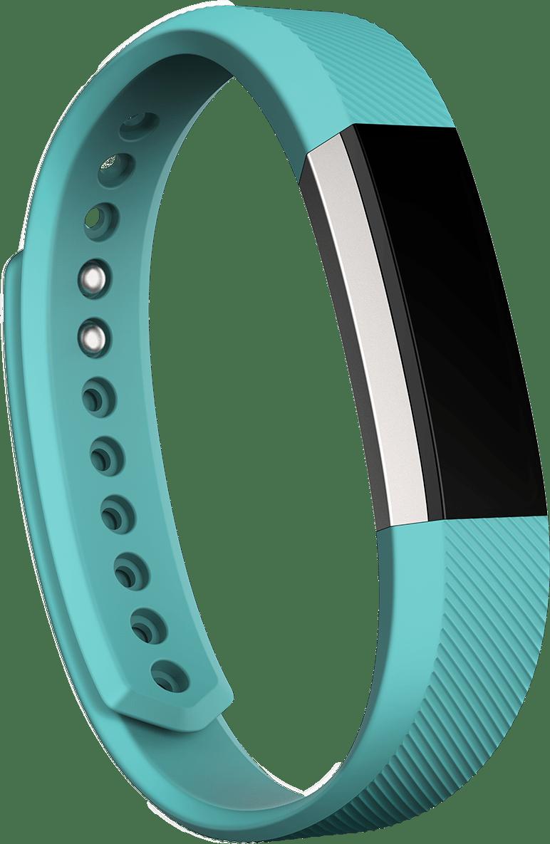 Fitbit Alta Fitness karkötő, S, Türkiz
