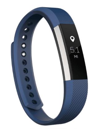Fitbit Alta Pulzusmérő óra, Kék, S