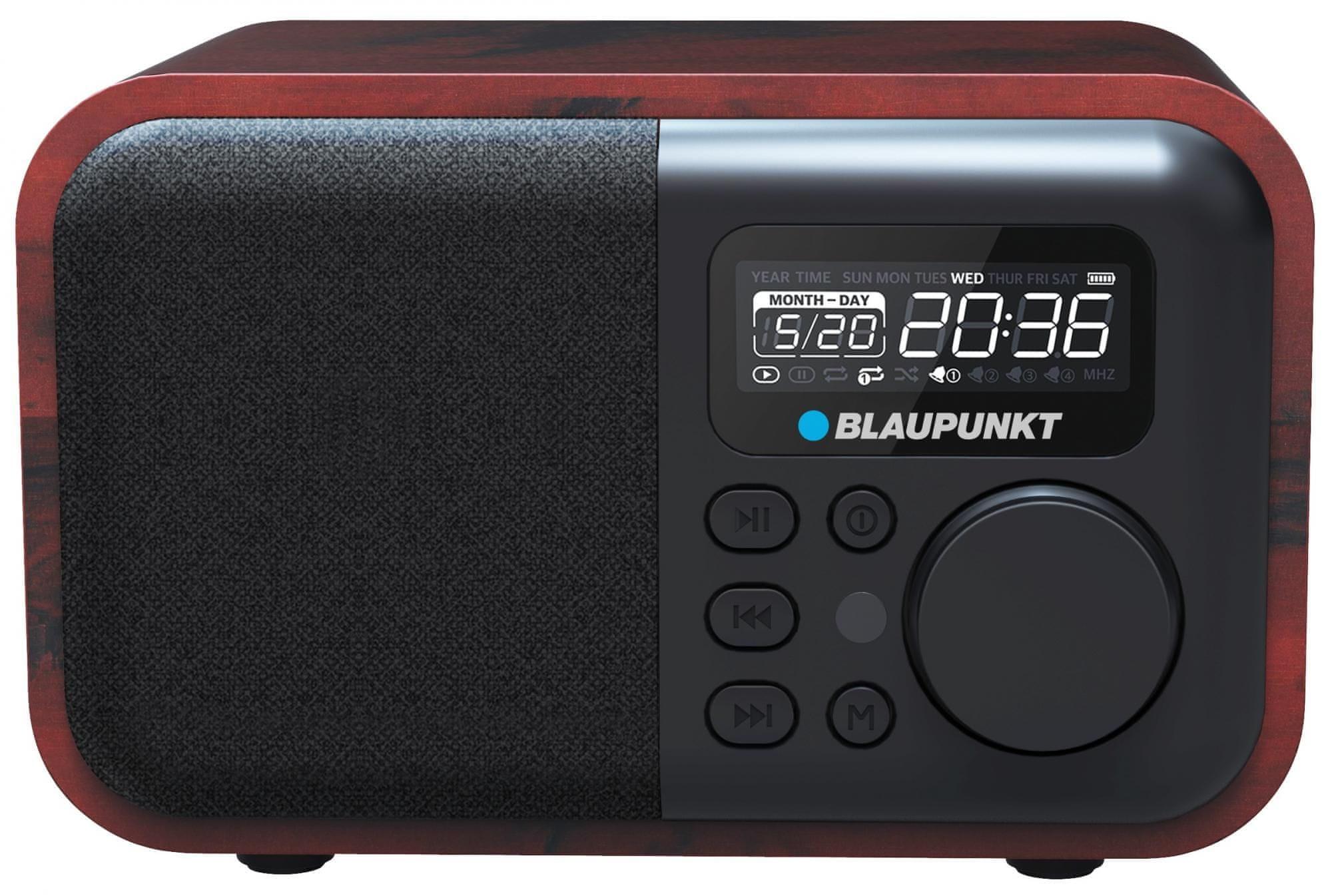 BLAUPUNKT HR10BT Bluetooth Rádió