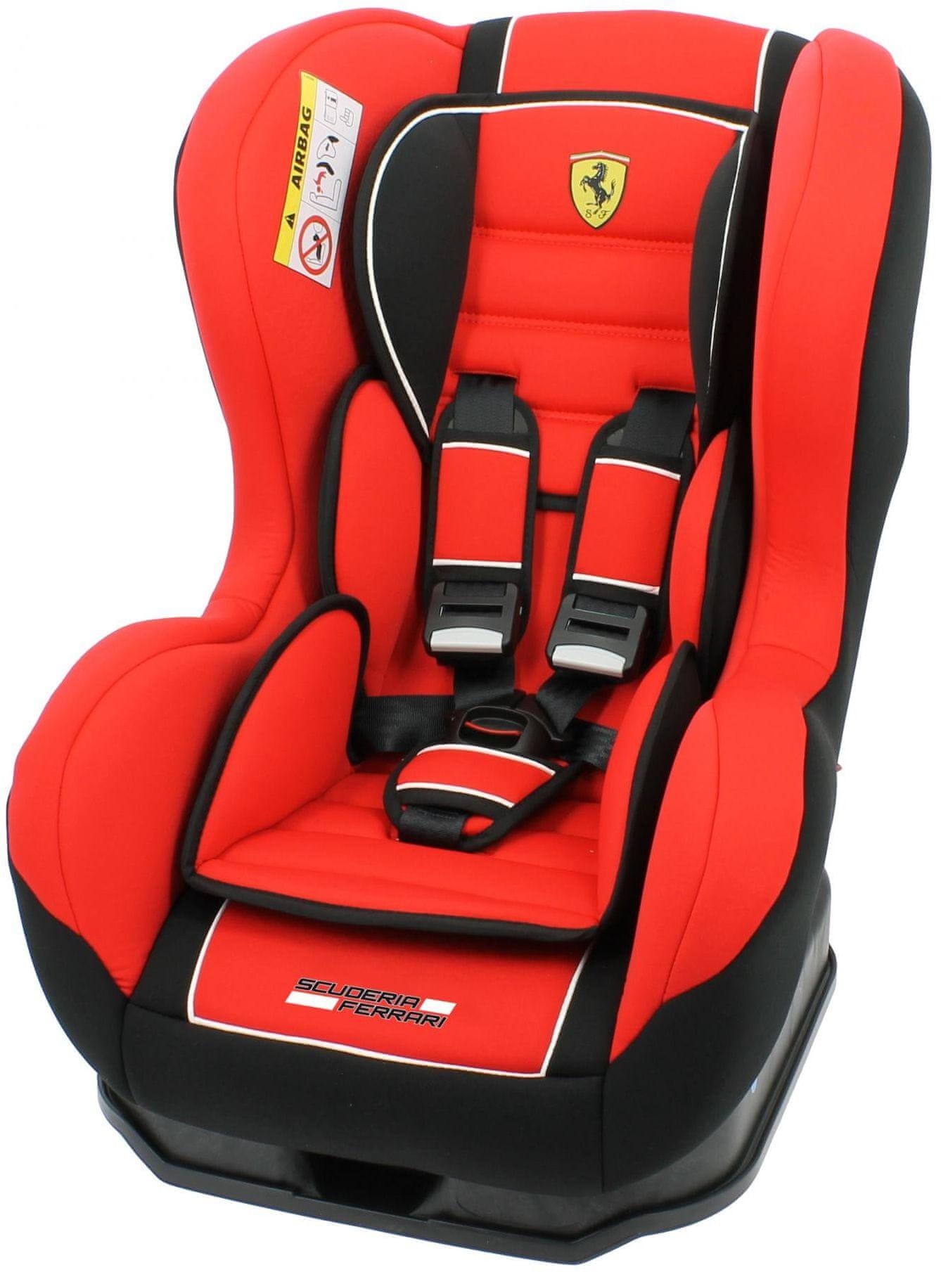 Ferrari Cosmo SP, Fekete/Piros