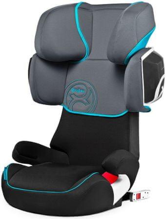cybex solution x2 fix 2014 aut s l s sz rke fekete mall hu. Black Bedroom Furniture Sets. Home Design Ideas