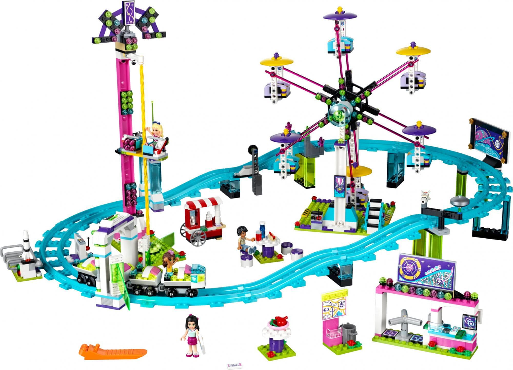 LEGO® Friends 41130 Vidámparki hullámvasút