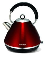 Morphy Richards Limited Accents Retro Vízforraló, Piros