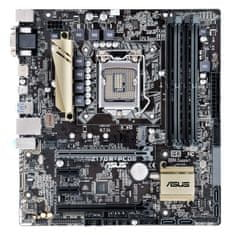 Asus Z170M-PLUS - Intel Z170 Alaplap