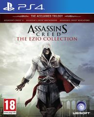 Ubisoft Assassin's Creed Ezio / PS4