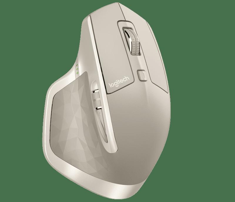 Logitech MX Master Vezeték nélküli egér Bézs (910-004958)