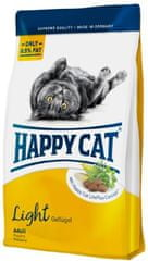 Happy Cat Fit&Well Light macskaeledel - 1,4kg