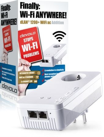 DEVOLO D 9389 dLAN 1200+ WiFi PowerLine