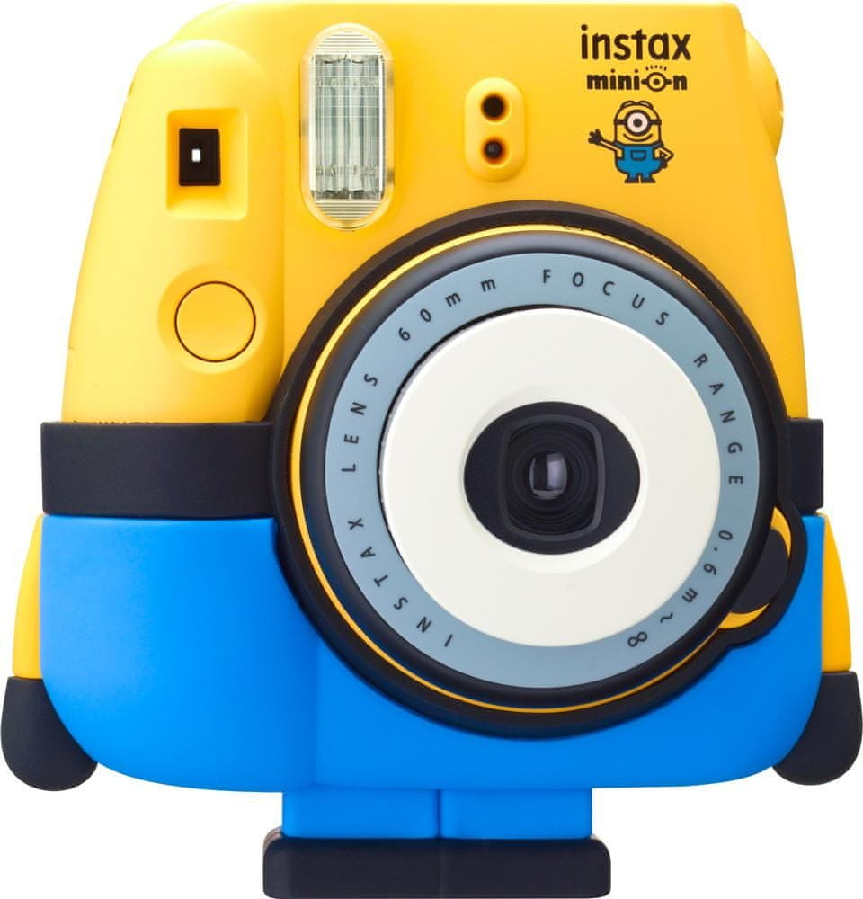 FujiFilm Instax Mini 8 Minion Fényképezőgép
