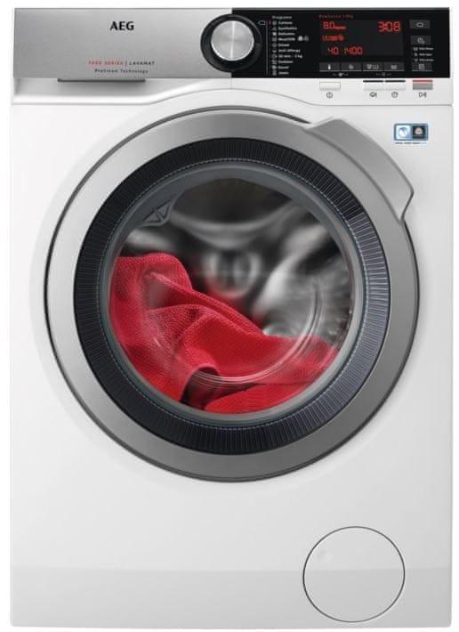 AEG L7FEC48S Elöltöltős mosógép