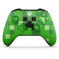 Microsoft Xbox One S Gamepad Minecraft Creeper Kontroller