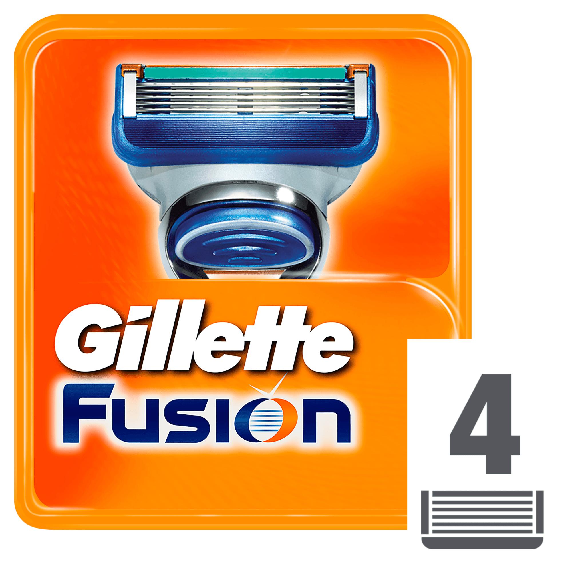 Gillette Fusion Borotvabetét, 4 db