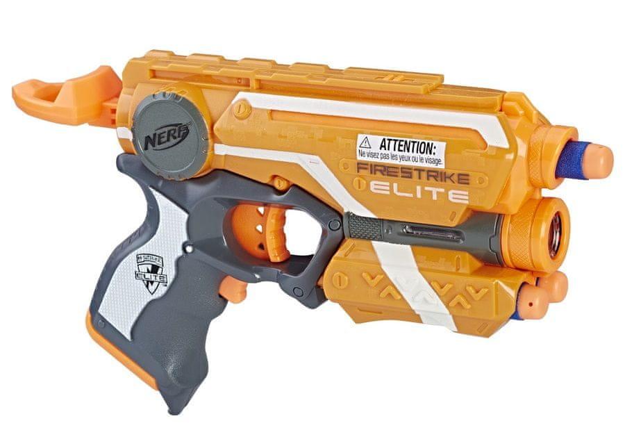 NERF N-Strike Elite Firestrike Szivacslövő pisztoly