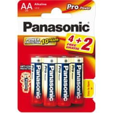 PANASONIC Elem AA 4ks Pro Power (LR6 6BP)