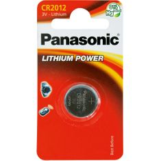 PANASONIC Lithium Power elem (CR-2012/1B), 1drb