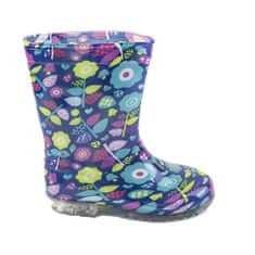 Bejo Gyerek csizma FRISE WELLIES JR SKY CAPTAINLIME PUNCH